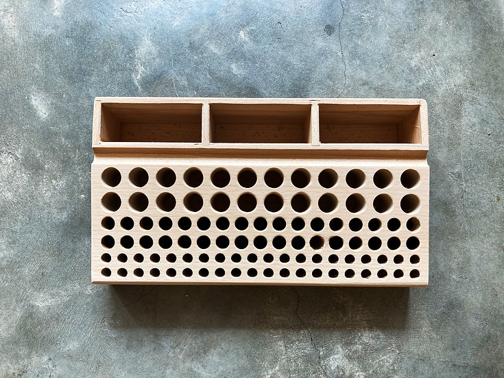 櫸木工具架(大|98孔)