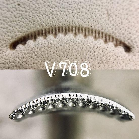V708 | OKA Factory 皮雕工具/印花工具