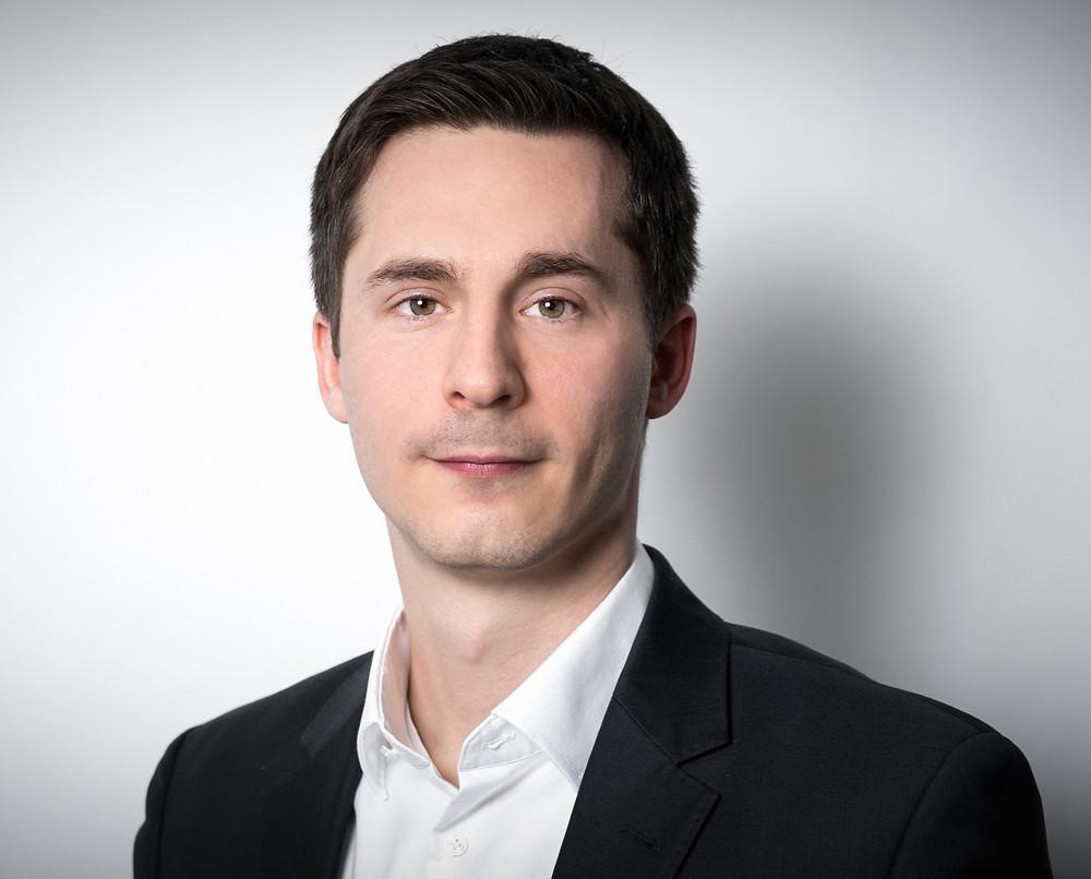 Gino Wirthensohn, Head of RegTech, Sygnum Bank