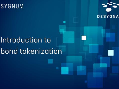 Introduction to bond tokenization