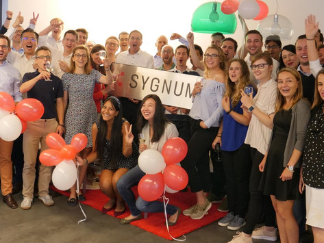 After two years as a regulated Swiss bank, Sygnum now looks forward to its next phase of growth