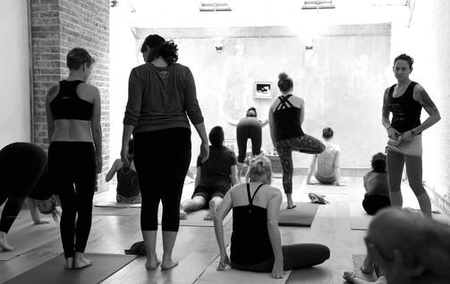 Astanga Yoga Here