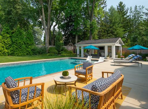A Private Resort - In the Backyard