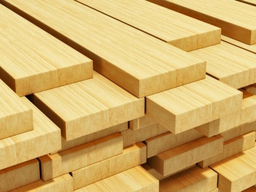 May 2021: The Cost of Lumber