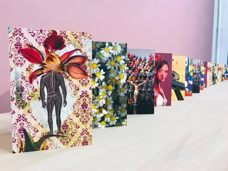 Cartes à colorier