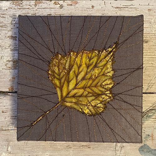 Silver Birch Leaf