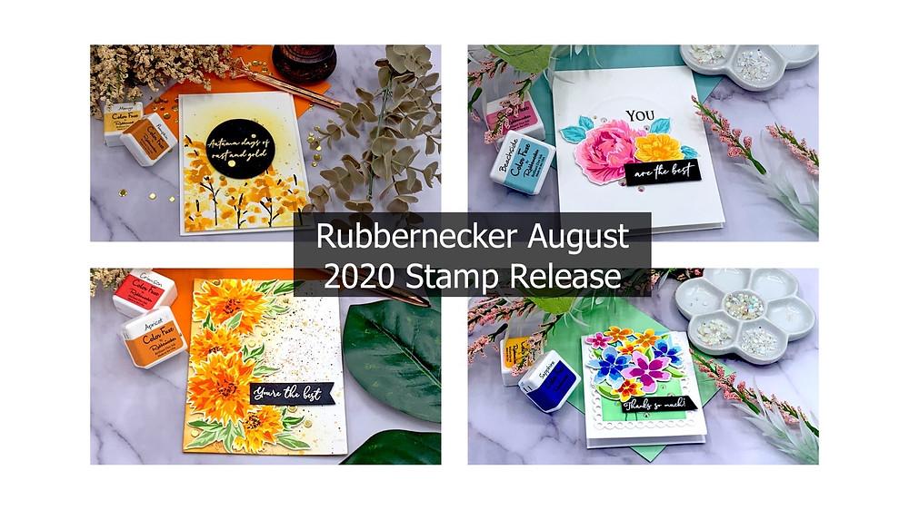 Rubbernecker August Release