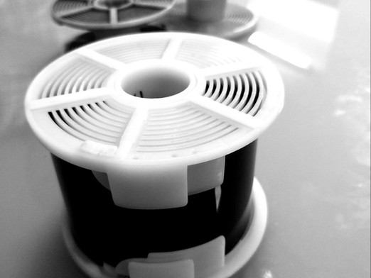 Preparing Black and White Film for Development