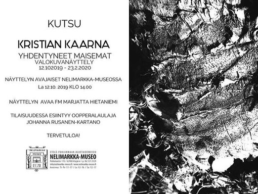 KRISTIAN KAARNA - INTEGRATED LANDSCAPES