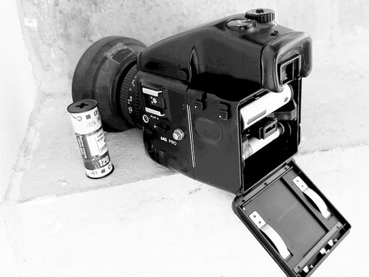 Preparing your  Camera for Use