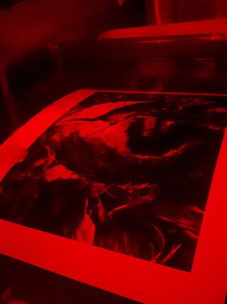 Film photography studio & darkroom by Kristian Kaarna