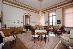 Grand Salon, Château de Flée