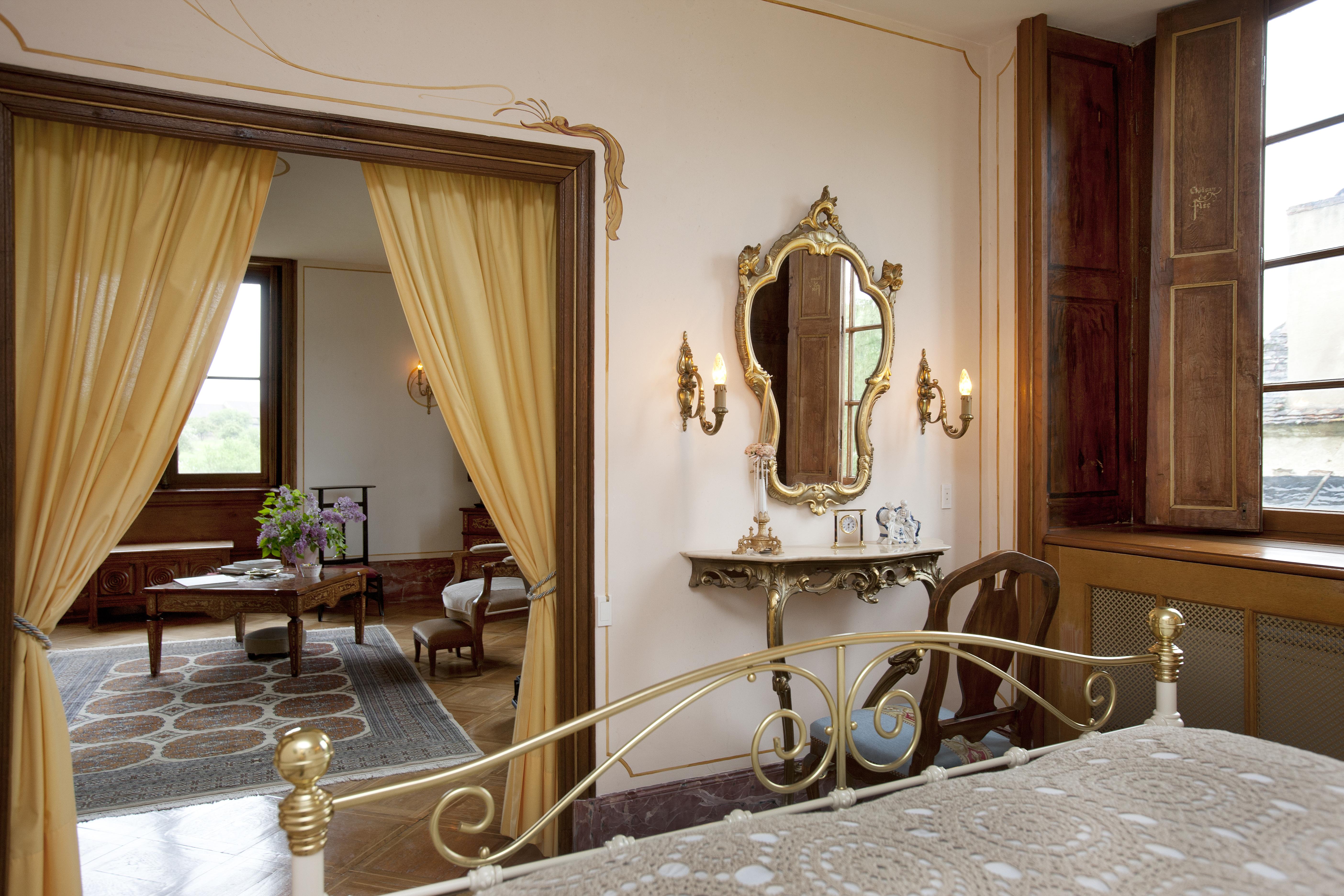 Suite Marquis de Boulois, couloir