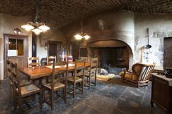 Cuisine, Château de Flée