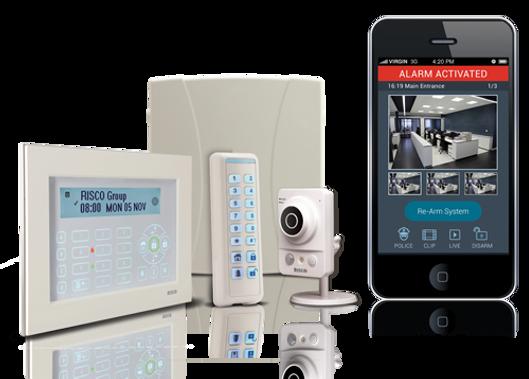 Alarmas con videoverificación - SP Seguretat