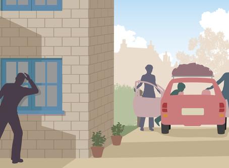 Consejos de Seguridad para tu hogar en Semana Santa