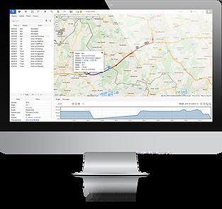 Gestión flotas GPS - SP Seguretat