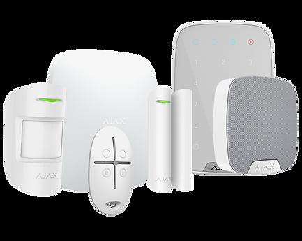 Alarmas hogar - SP Seguretat