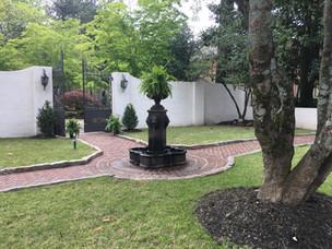 Massarelli Milano Lion Urn Fountain