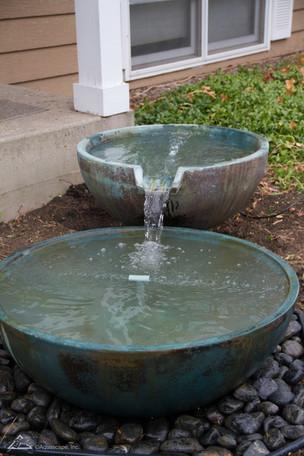 Aquascape Spillway Bowl and Basin