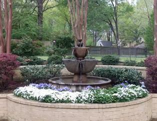 """Fiore Stone 72"""" Tuscan Fountain"""