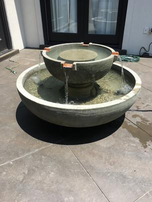 Campania Del Rey Fountain