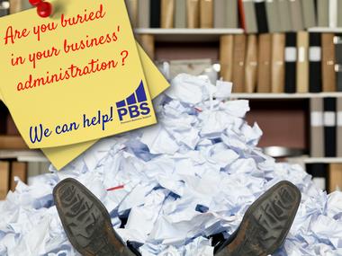 Buried in paperwork? Let us help!