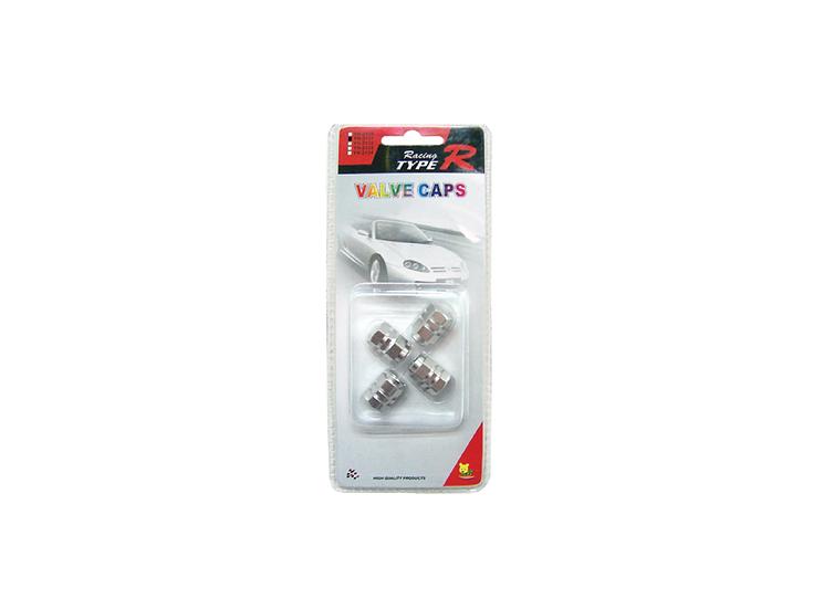 Tire Valve Cap (Silver)