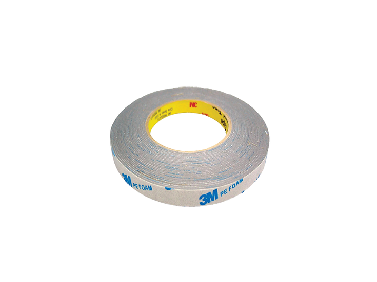 3M PE Foam Double Side Tape (10mm x 10yrds)