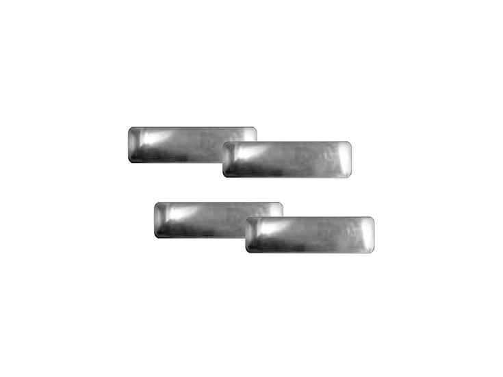 Door Handle Cover (Chrome) (Iswara)