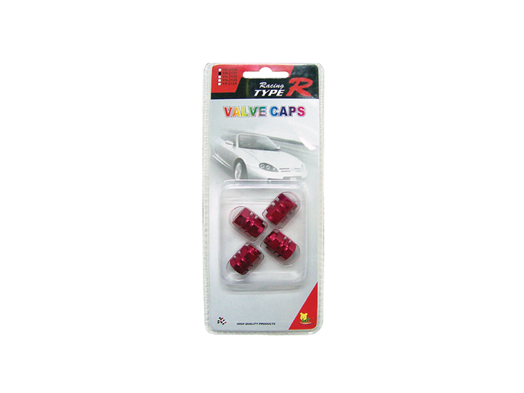 Tire Valve Cap (Red)