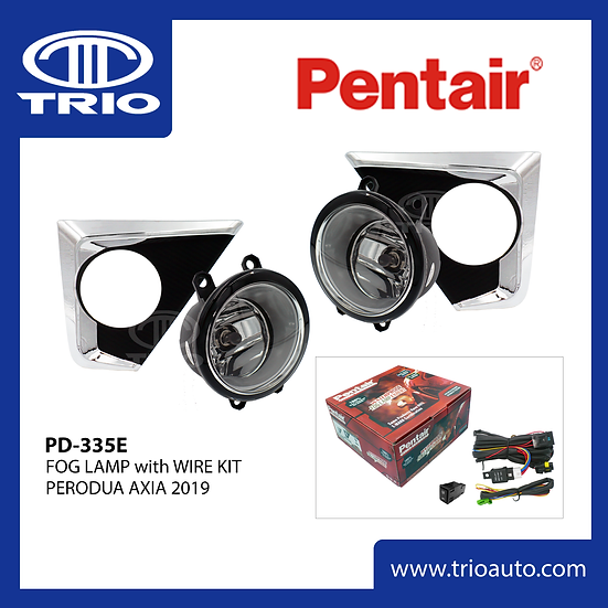 Pentair PD-335E Fog Lamp Set for PERODUA AXIA 2019