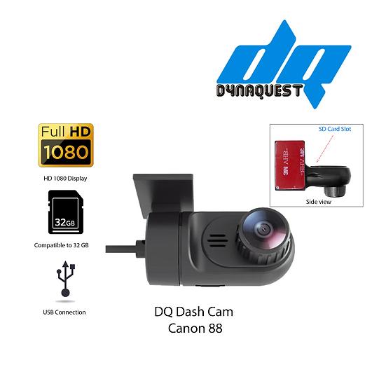 DYNAQUEST DASH CAM - CANON 88
