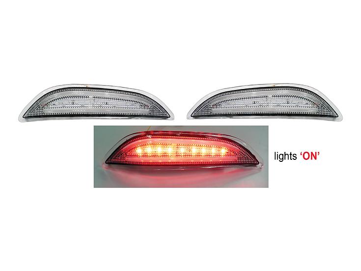 Honda City (14') Rear Bumper Lamp (Line Bar)