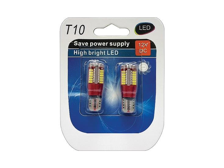 T10 1026 57-LED 12V & 24V