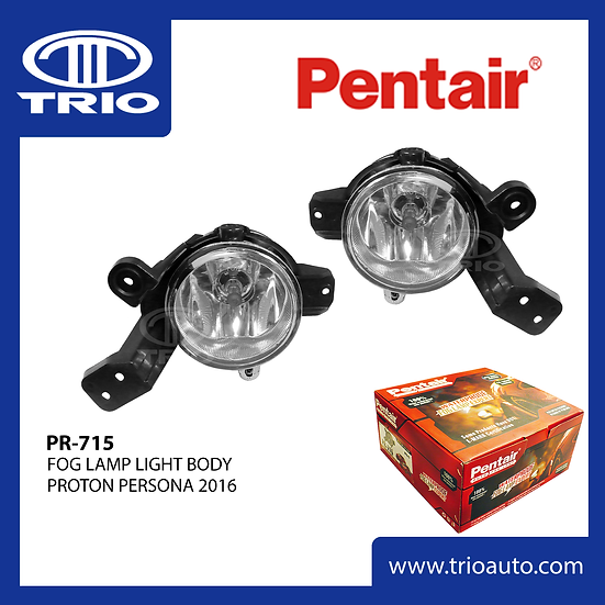 Pentair PR-715 Fog Lamp for PROTON PERSONA 2016