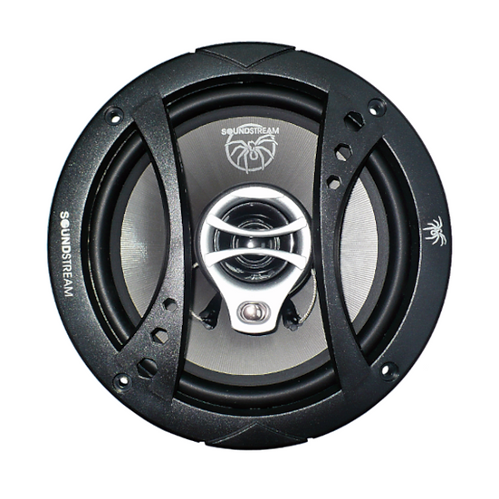 "SOUNDSTREAM RX.652 6.5"" 3-way COAXIAL SPEAKER"