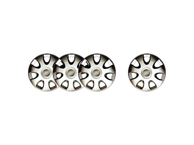 """Wheel Cover BM138 13"""" (Titanium)"""