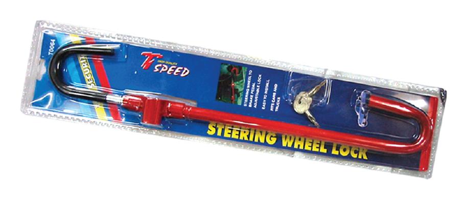 T-Speed/Type R Steering Lock