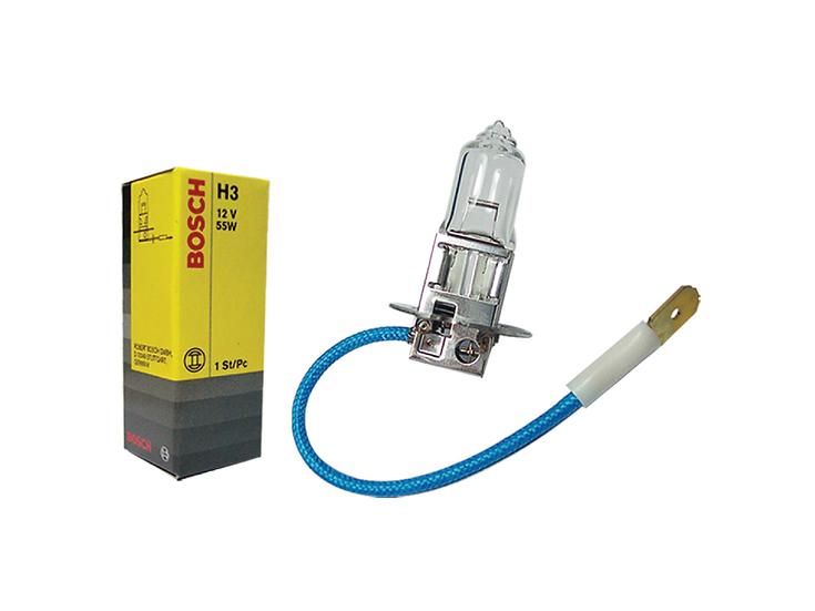 Bosch Halogen H3 Bulb 55W (10pcs/box)