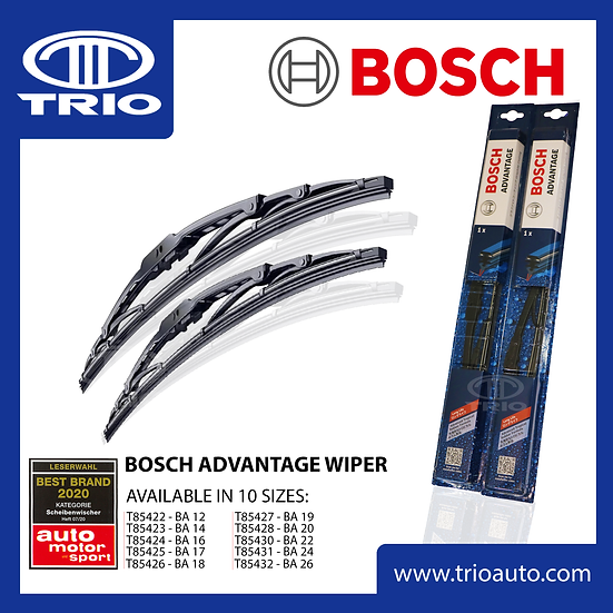 "Bosch Advantage Wiper - 18"" [BA18]"
