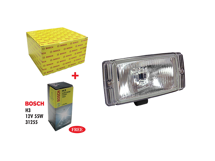 Bosch Spot Light P-150 (White)