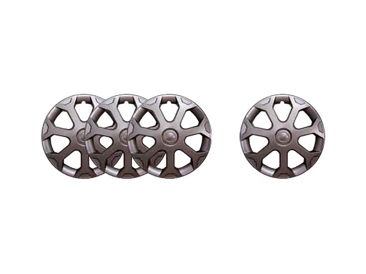 """Wheel Cover 14""""S200 (Titanium)"""