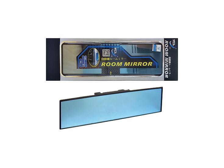 Flat Blue Mirror (80mm x 280mm)