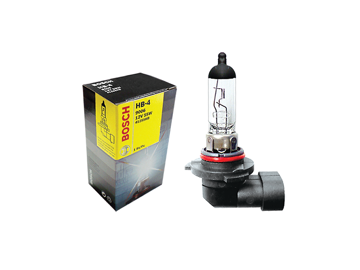 Bosch Halogen 9006 HB4 Bulb 55W (10pcs/box)