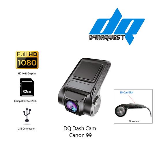 DYNAQUEST DASH CAM - CANON 99