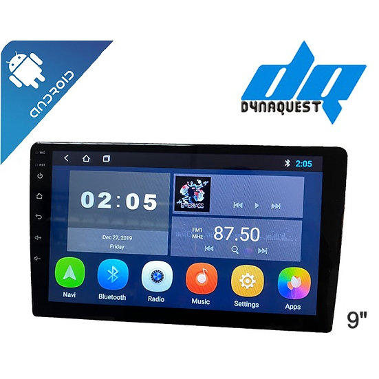 """DYNAQUEST DQ-232.94m 9"""" ANDROID CAR PLAYER"""