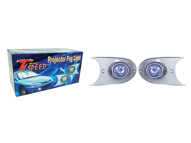 T-SPEED Projector Fog Lamp (Wira) (Blue)