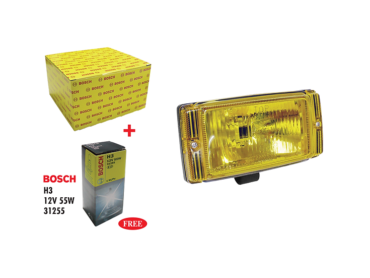Bosch Spot Light P-150 (Yellow)