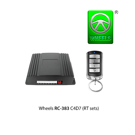 Wheels RC-383 C4D7 (RT sets)